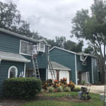 Photos of Condo Painting   Exterior Painting in Conway, Fl