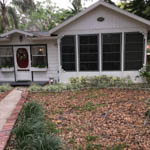 Full Exterior Paint Including Carport in Orlando, Florida