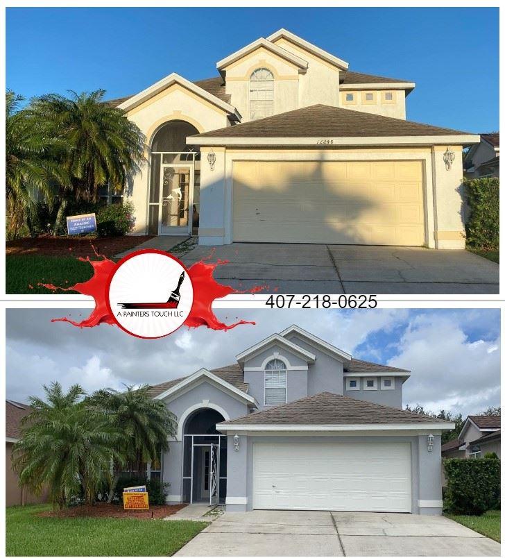 Gorgeous Exterior Transformation In Orlando, FL