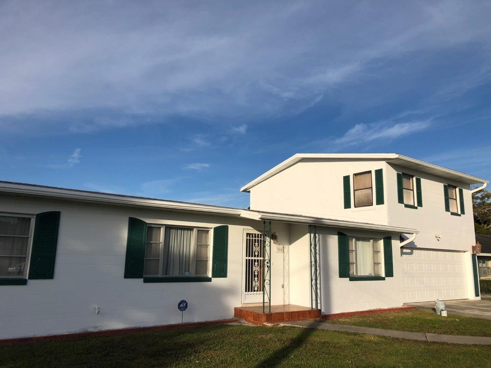 A Solution for Exterior Peeling Paint in Orlando, FL