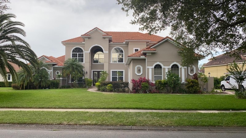 stucco painting in orlando